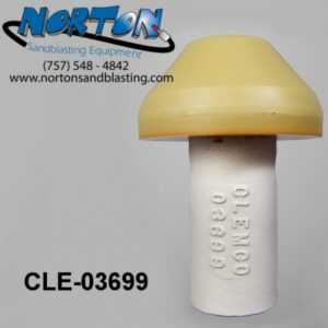 Clemco Pop Up Valve with Sleeve