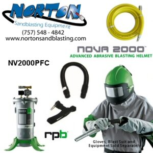 Nova 2000 blast hood package