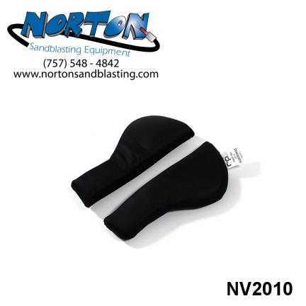 Side padding for Nova 2000 hood, size medium