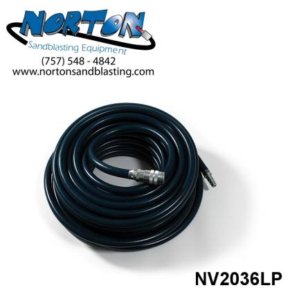 low pressure breathing air hose Nova 2000