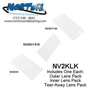Lens Pack for Nova 2000 Hood