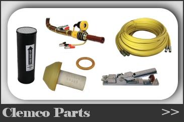 Clemco blaster parts