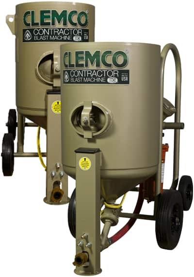 Clemco Contractor Blast Machines